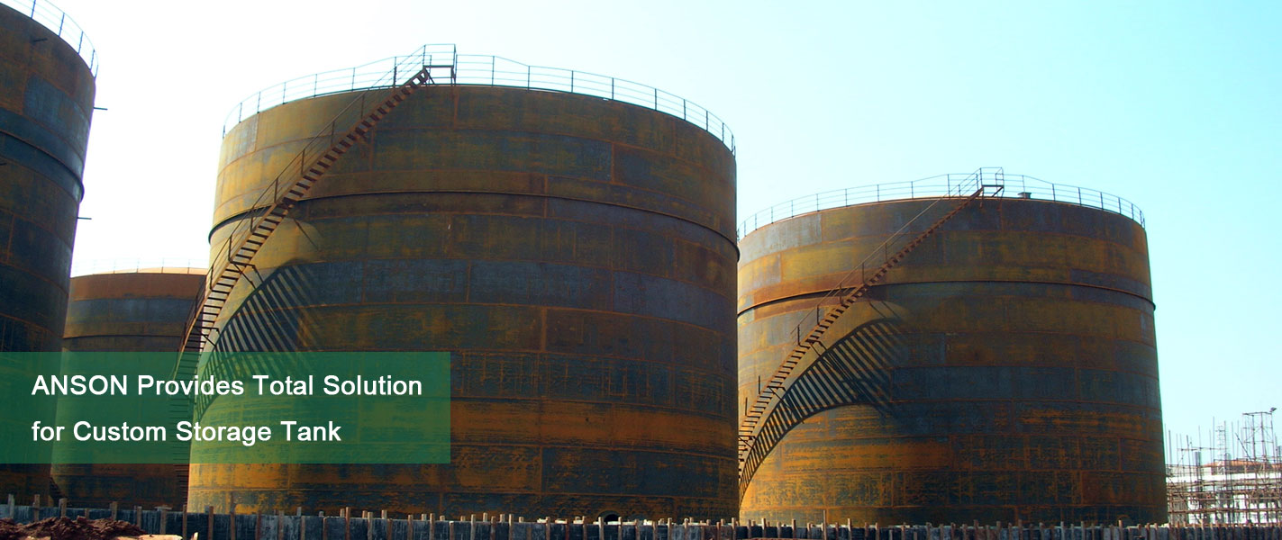 Custom Storage Tanks