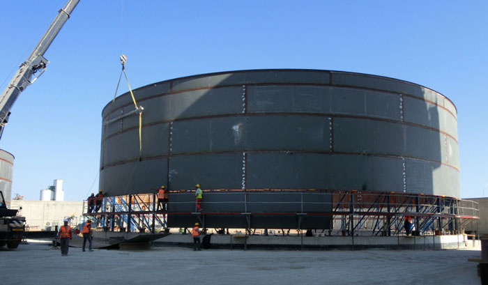 Jacking Method Is More excellent Than Traditional Method for Field Erected Tanks