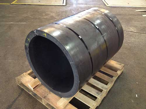 Thick Steel Sheet Rolling With Bevel