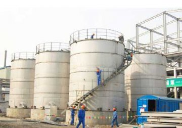 Operation Safety Is Important for Chemical Storage Tanks