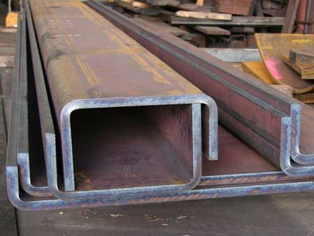 Formed Steel Channel
