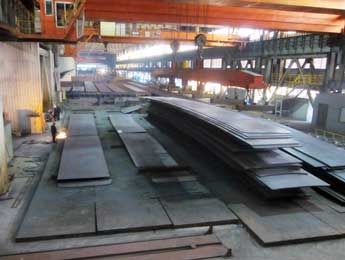 high quality steel plate for storage tanks