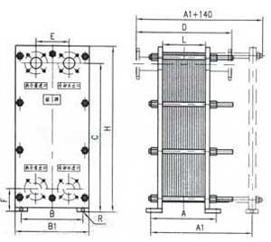 br 0.2 plate heat exchanger