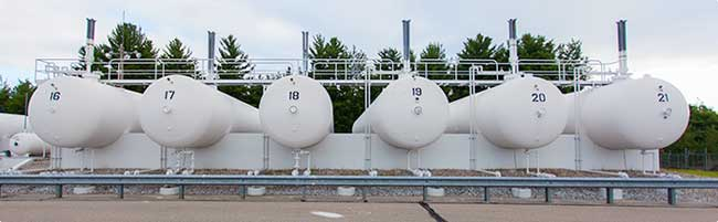 how to choose a suitable propane tank specs