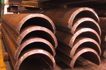 Abrasion Resistant Steel Plate Pipe Sheet Processing