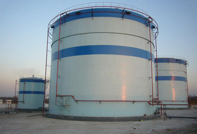 steel water tank for sale