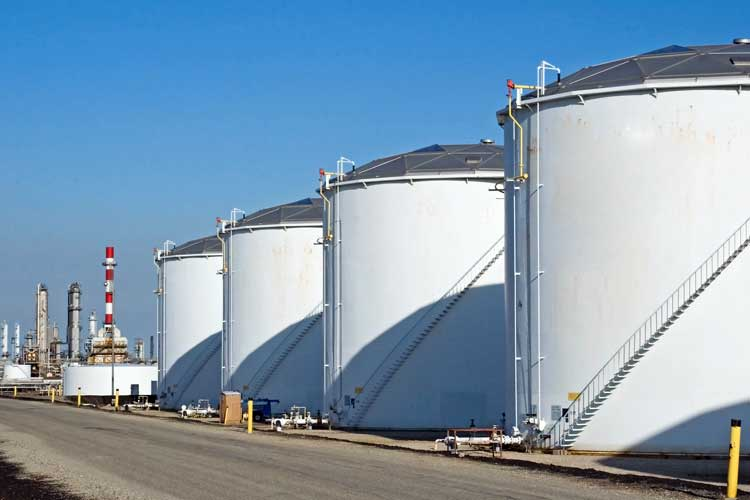 storage tank industry for 2017