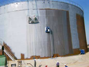 Custom Storage Tanks For Petroleum Chemical Wastewater