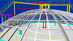 three dimensional map of lng tank 4