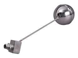 Volt Stainless Steel Ball Float Valve